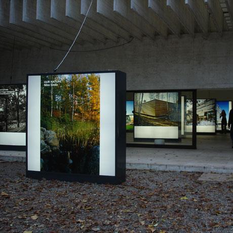 Metamorph, the Giardini della Biennale
